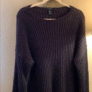 forever 21 bell sleeve sweater
